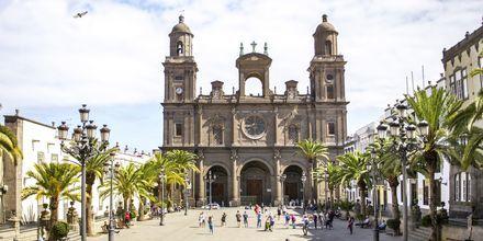 Santa Ana-katedralen i Las Palmas.