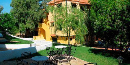 Hotell Ledra i Votsalakia på Samos, Grekland.