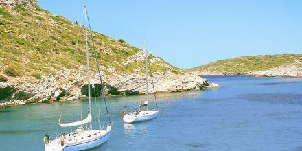 Skärgården i Joniska havet, Grekland.