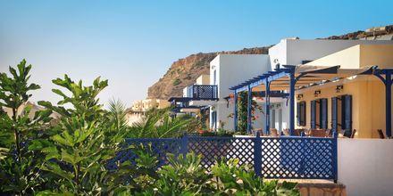 Lefkos Village på Karpathos.