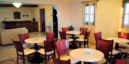 Restaurangen på Lefkos Village, Karpathos.