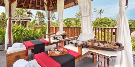 Spa på hotell Legian Beach i Kuta på Bali.