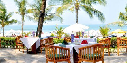 Restaurang Gino's Pasta & Pizza Corner på hotell Legian Beach i Kuta på Bali.