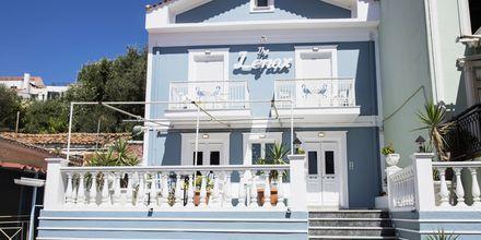 Hotell Lenox på Samos i Grekland.