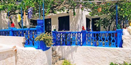På Leros upplever du det genuina Grekland.