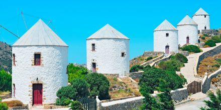 Leros, Grekland.