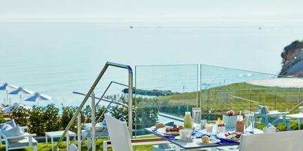 Huvudrestaurangen Gaia på Lesante Blu Exclusive Beach Resort, Zakynthos.