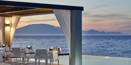 Restaurang Melia på Lesante Blu Exclusive Beach Resort, Zakynthos.