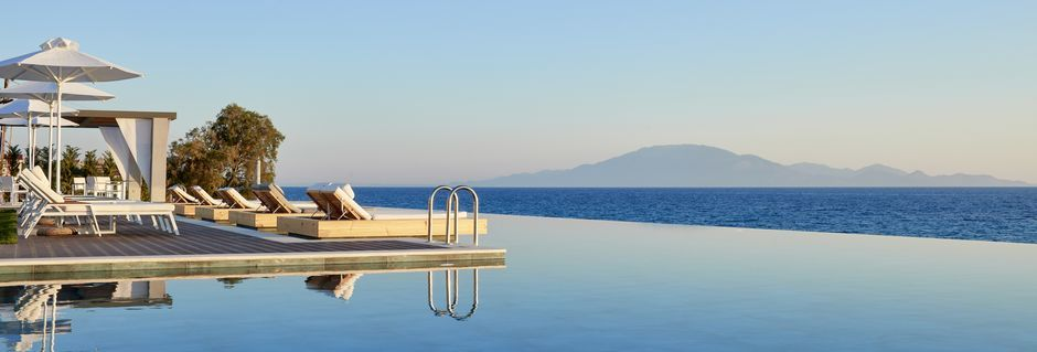 Lesante Blu Exclusive Beach Resort, Tragaki, Zakynthos.