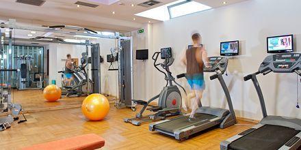 Gymmet på på Lesante Classic Luxury Hotel & Spa, Zakynthos, Grekland.
