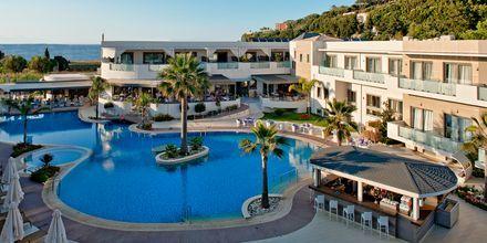 Poolområdet på Lesante Classic Luxury Hotel & Spa, Zakynthos, Grekland.