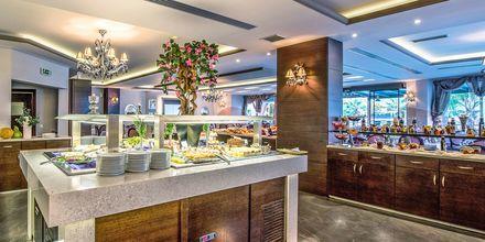 Huvudrestaurangen på Lesante Luxury Hotel & Spa, Zakynthos, Grekland.