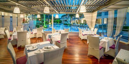 À la carte-restaurangen på Lesante Classic Luxury Hotel & Spa, Zakynthos, Grekland.