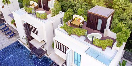 Svit/Clubrum på Let's Sea Hua Hin Al Fresco Resort i Thailand.