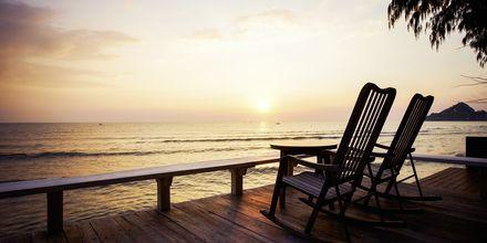 Hotell Let's Sea Hua Hin Al Fresco Resort i Thailand.