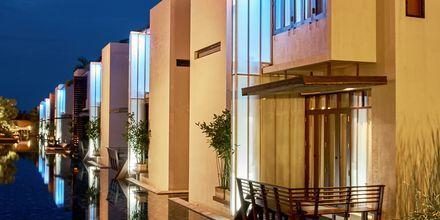 Poolen på Let's Sea Hua Hin Al Fresco Resort i Thailand.