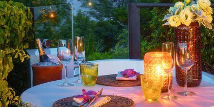 Spa på Let's Sea Hua Hin Al Fresco Resort i Thailand.