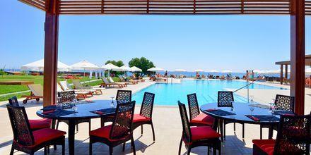 Poolbar på Levante Beach Resort på Rhodos, Grekland.
