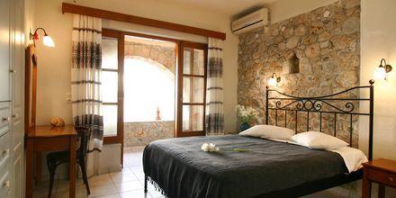 Enrumslägenhet på hotell Liakoto i Kardamili, Grekland.