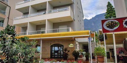 Hotell Libertas i Makarska, Kroatien.