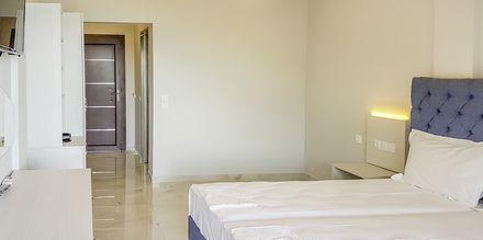 Superiorrum på hotell Lichnos Bay Village i Parga, Grekland.