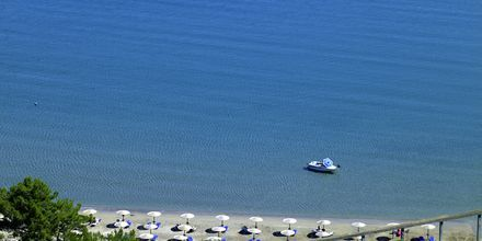 Strand vid Lindos Blu, Rhodos.