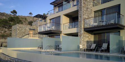 Rum med delad pool
