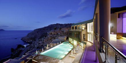 Hotell Lindos Blu, Grekland.