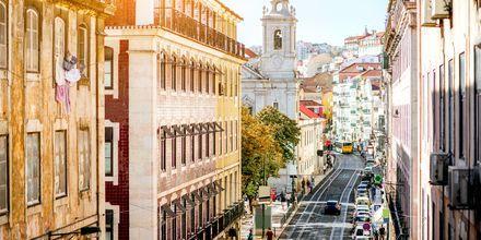 Lissabon i Portugal - ett perfekt weekendresmål.