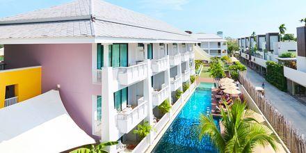 Loligo Resort Hua Hin i Thailand.