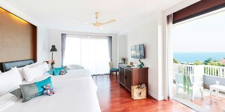 Juniorsvit på hotell Loligo Resort Hua Hin, Thailand.