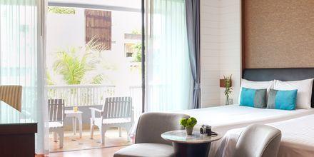 Superiorrum på hotell Loligo Resort Hua Hin, Thailand.