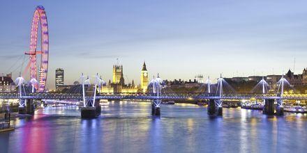 London Eye i London.