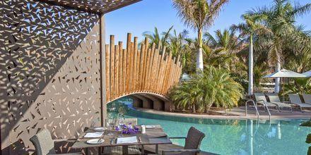 Restaurang Pilipili på Lopesan Baobab Resort i Meloneras, Gran Canaria.
