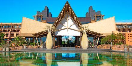 Hotell Lopesan Baobab Resort i Meloneras, Gran Canaria.