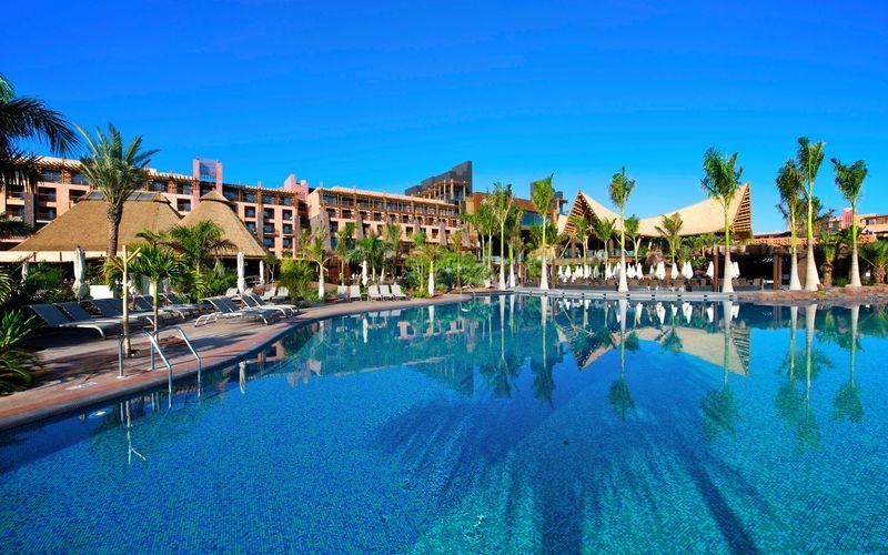 Lopesan Baobab Resort - vinter