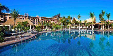 Afrikanskt Hotell Gran Canaria