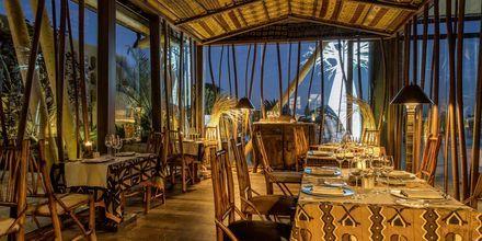Restaurang Akara på  Lopesan Baobab Resort i Meloneras, Gran Canaria.