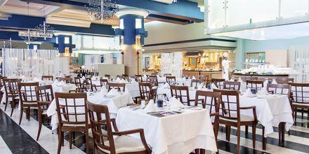 Bufférestaurang Atlantico på Lopesan Costa Meloneras Resort Spa & Casino, Gran Canaria.