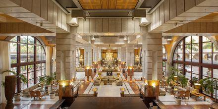 Lobbyn på Lopesan Costa Meloneras Resort Spa & Casino, Gran Canaria.