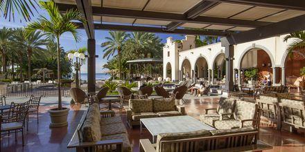 Lounge på på Lopesan Costa Meloneras Resort Spa & Casino, Gran Canaria.