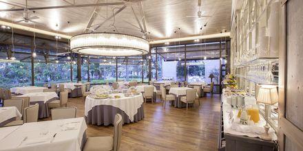 Restaurang La Toscanna på Lopesan Costa Meloneras Resort Spa & Casino, Gran Canaria.