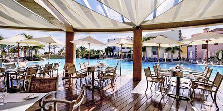Snackbar på Lopesan Villa del Conde Resort & Thalasso i Meloneras, Gran Canaria.