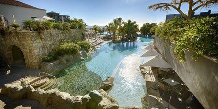 Pool på Lopesan Villa del Conde Resort & Thalasso i Meloneras, Gran Canaria.