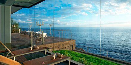 Spa på Lopesan Villa del Conde Resort & Thalasso i Meloneras, Gran Canaria.