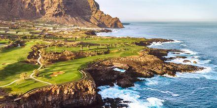 Golf är en populär sport på Teneriffa.