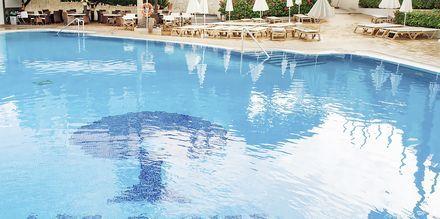 Poolområde på Los Olivos Beach Resort i Playa de las Americas.
