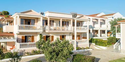 Hotell Loukas on the Waves i Tragaki, Zakynthos, Grekland.