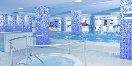 Spa på hotell Lti Gala i Playa de las Americas på Teneriffa.