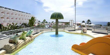 Barnpool på hotell Lti Gala i Playa de las Americas på Teneriffa.